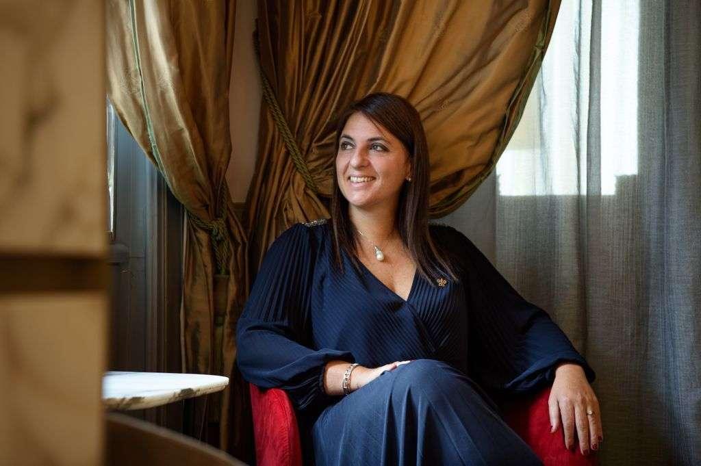 Miglior General Manager 2022 - Mulino Caputo Award a Stefania Siani - Villa Crespi, Relais & Chateaux Villa Crespi (Orta San Giulio – Novara)