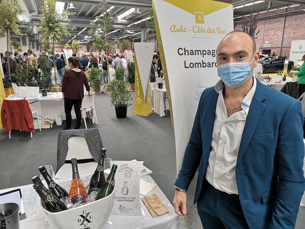 Champagne Experience/ 3: Lombardi, nel segno della Cuvée Axiome