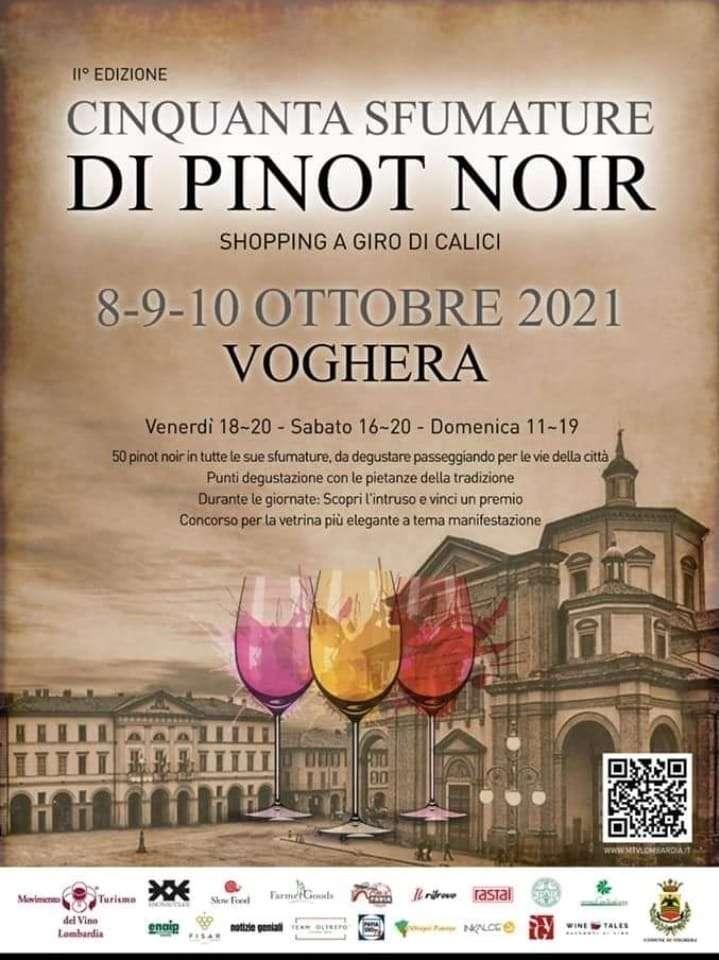"Torrevilla, torna a ""50 Sfumature di Pinot Noir"""