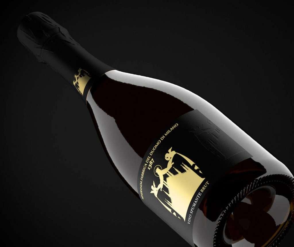 """Un progetto triennale, quello de il """"Vino del Duomo"""", che prevede a breve l'inserimento de """"il Brut"""", fresca bollicina della cantina"""
